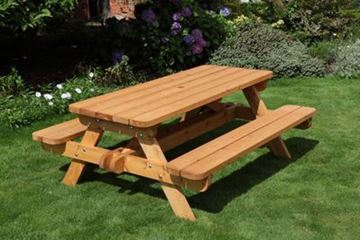 Bonington Picnic Bench