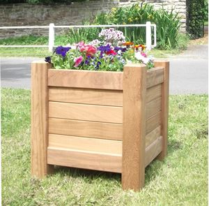 Our Legacy Hardwood Planters