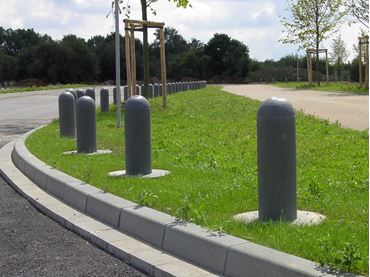 Picture for category Bollards and Waymarkers