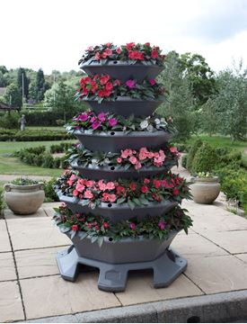 Plant Pagoda Tower